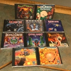 Top 10 Turbografx-16 Titles (In My Collection)