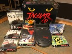 Collecting For the Atari Jaguar CD – the Law of Diminishing Returns