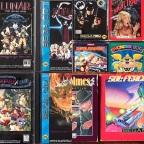 Sega CD Box & Case Artwork