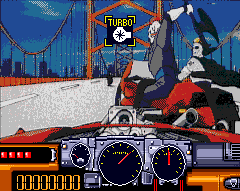 Road Avenger (1992) – Sega CD – Cartridge Corner