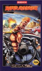 Road Avenger (1992) – Sega CD
