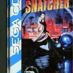 Snatcher (1994) – Sega CD