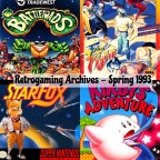 Retrogaming Archives – Spring 1993