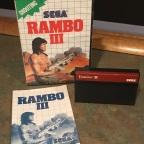 Rambo III (1988) – Sega Master System