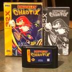 Knuckles' Chaotix – Sega 32X (1995)