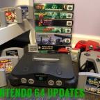 Nintendo 64 Updates